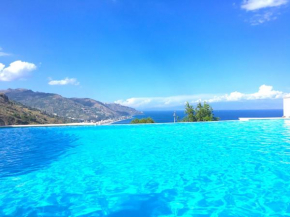 PANORAMIC RESIDENCE with Pool & View Taormina